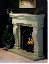van gogh fireplace surround spratt