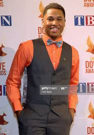 Aaron Cole backstage during the 45th Annual Dove Awards at Allen... News  Photo - Getty Images