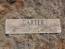 Addie Carter (1887-1909) - Find A Grave Memorial