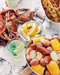 Blue Crab Boil with Beer & Old Bay ...