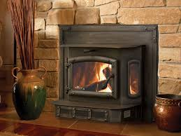 wood burning fireplace inserts hearth