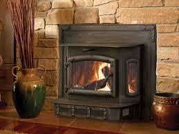 wood burning fireplace inserts hearth