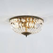 4 6 lights bowl shade ceiling light