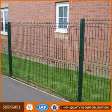 China Hot Sale Powder Or Pvc Coated Galvanized Welded Wire Mesh Fence China Pvc Coated Wire Mesh Fence Fencing