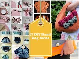 17 diy handbag ideas to update your