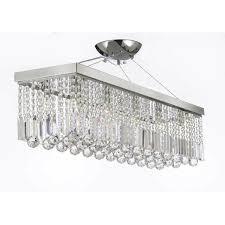10 light vintage crystal chandelier