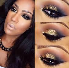 74 eye catching glitter eyeshadows idea