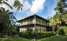 iconic house in key west stands tall