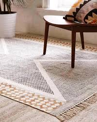 how to use flatweave rugs at home