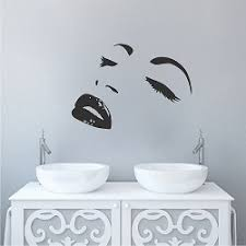Large Wall Decals Wall Clings Wall Appliques Trendy Wall Designs