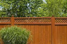 Fence Paint Which Is Best To Protect And Colour Wood Fences Home Gardener