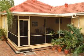 brisbane enclosed backyard patios