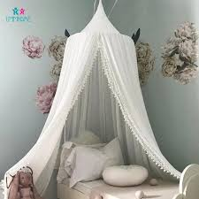 Baby Kids Mosquito Net Bed Bedcover Curtain Bedding Dome Tent Room Decor