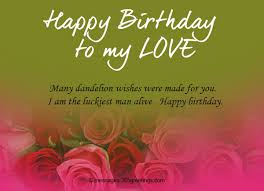 birthday wishes for girlfriend greetings com