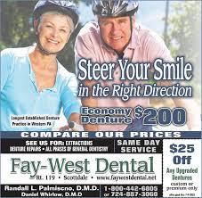 FRIDAY, JUNE 5, 2020 Ad - Fay-West Dental - Observer-Reporter