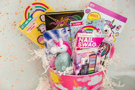 themed easter baskets for kids