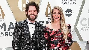 Thomas Rhett's Kids Willa Gray, 4, & Ada James, 2, Make Adorable Red Carpet  Debut At CMA Awards – Ocean Pop