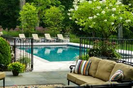 20 Pool Fence Ideas Styles And Designs Home Awakening