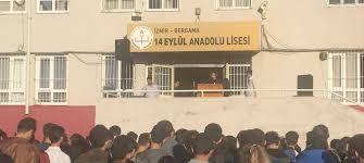 10 Kasım Atatürk´ü Anma Günü ve Atatürk Haftası - 14 Eylül Anadolu Lisesi
