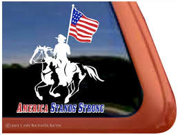 American Paint Drill Team Horse Decals Stickers Nickerstickers
