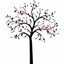 Family Tree Wall Decals Vinyl Tree Decal Vinyl Tree Wall Decal Trees