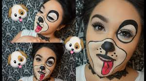 easy cute puppy makeup you
