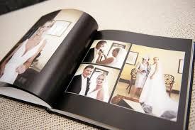 wedding photo book aka coffee table