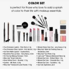 harga set makeup mary kay saubhaya makeup