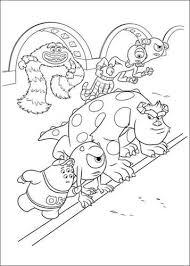Kids N Fun 45 Kleurplaten Van Monsters University