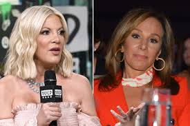 It was war' between Rosanna Scotto and Tori Spelling over finance questions  – DNyuz