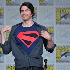 Brandon Routh is playing the Kingdom Come Superman