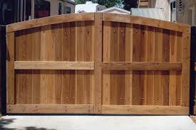 Redwood Gate Designs Double Ranch Style Tongue And Groove Redwood Gate Fence Design Front Yard Fence Fence Gate