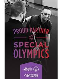 anytime fitness partners with the