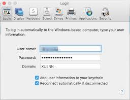 fix mac remote desktop connection