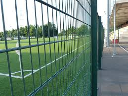 Double Horizontal Wire Welded Fence Anping Linkland Wiremesh Products Co Ltd