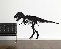 Wall Decal Sticker Removable T Rex Dinosaur 46 Tall 76 Wide Fgd Brand Family Graphix Llc