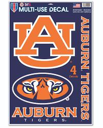 Official Auburn Tigers 11 X 17 Multi Use Decal Sheet Auburn Tigers Shop