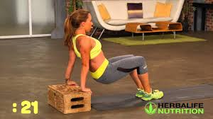 herbalife s 7 minute workout you