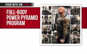 full body power pyramid