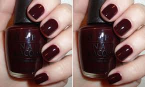 what are nail colors for fall 2018