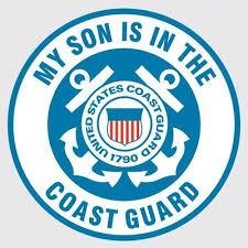 Coast Guard Bumper Stickers Vinyl Transfers Coast Guard Decals Stickers