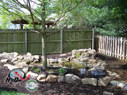 Koi Pond Backyard Pond Small Pond Ideas For Your Kentucky Landscape Traditional Landscape Louisville By H2o Designs