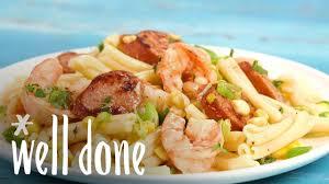 How To Make Shrimp Boil Pasta