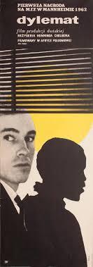"""Dilemma"""" - 1962 - Director: Henning Carlsen - Cast: Zakes Mokae ..."""