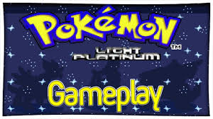 POKÉMON MEGA LIGHT PLATINUM