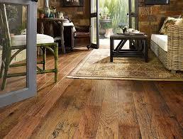 the beauty of engineered wood flooring
