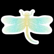 Dragonfly Car Stickers Decals Dozens Of Unique Designs
