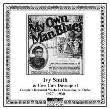 Ivy Smith & Cow Cow Davenport (1927-1930)