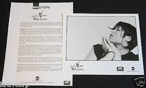 NAN VERNON 'MANTA RAY' 1995 PRESS KIT—PHOTO | eBay
