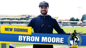 INTERVIEW: Byron Moore - YouTube